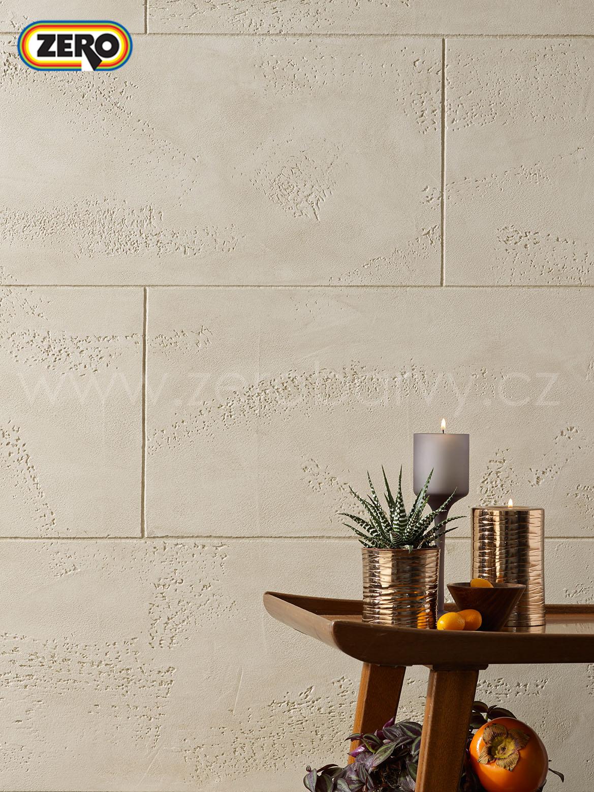 ZERO Deco Style Travertin Beton